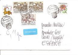 Lettre,   Tchéquie 2006  (925) - Tchéquie