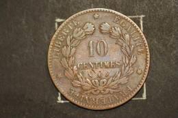 Monnaie, France, 10 Centimes Ceres 1882 A - D. 10 Centimes