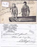 BILLARD - Cartes Postales