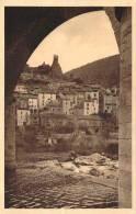 34 - Roquebrun - La Tour Carolingienne - France