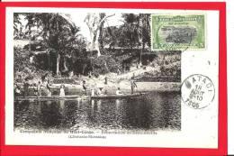 451n - HAUT CONGO - Compagnie Française  - Débarcadère De Rémondville - Französisch-Kongo - Sonstige