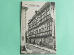 BOURG EN BRESSE - Vieille Maison Du Palais - Bourg-en-Bresse