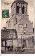 Frontenay-Rohan-Rohan..animée..belle Vue De L'Eglise - Frontenay-Rohan-Rohan