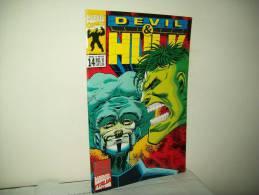 Devil & Hulk (Marvel Italia 1995) N. 14 - Super Eroi