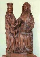 Art - Art Religieux - Abbaye Sainte Anne De Kergonan - Plouharnel - Ste Anne Avec La Vierge Et L'Enfant Jésus - Voir Sca - Non Classificati