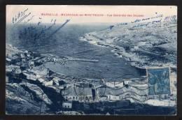 13.MARSEILLE . MADRAGUE- DE- MONTREDON ( BOUCHES- DU- RHÖNE). VUE GENERALE DES GOUGES....... C014 - Marseille