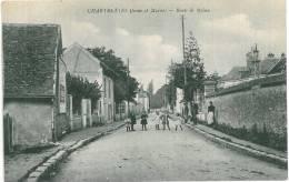 CHARTRETTES - Route De Melun - France