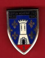 25190-broche Armée.militaire.certum Monstrat.G475.Y Delsart.Sens. - Militaria
