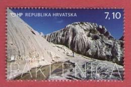 NATIONAL PARK PAKLENICA ( Croatia MNH** ) Parc National Mountain Montagne Berg Montagna Montaña Mountains Montagnes - Stamps