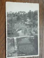 Vue Pittoresque Et Pont Rustique / Anno 19?? ( Zie Foto Voor Details ) !! - Neufchâteau