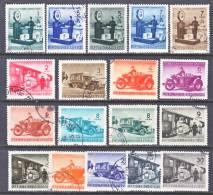 Bulgaria  Q 1-18  (o) - Express Stamps