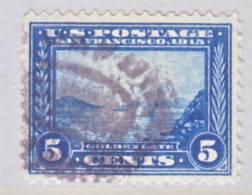 U.S. 399   Perf 12   (o) - United States