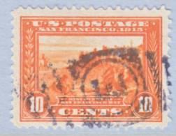 U.S. 400A   Orange   Perf 12    (o) - United States