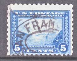 U.S. 403     Perf 10    (o) - Used Stamps