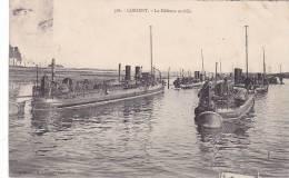 20847 LORIENT (56 France ) La Défence Mobile ; 386 Laurent Port Louis -navires De Guerre - 1907 - Guerre