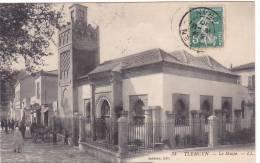 20850 ALGERIE. TLEMCEN .LE MUSEE 34 LL Seheren - - Algérie