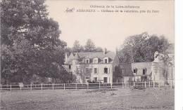 20853 ABBARETZ - Château De La Jahotière , Pris Du Parc -481 Chapeau
