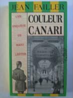 MARY LESTER N° 21 COULEUR CANARI  Policier Breton - Non Classés