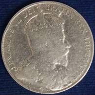 CANADA NEW FOUNDLAND 50 CENTS 1908 ARGENTO/SILVER #4155 - Canada
