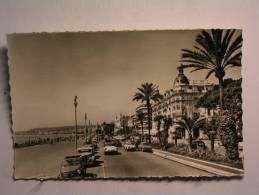 Nice - La Promenade Des Anglais - L'Hotel Ruhl (DS 21 - Dauphine - Traction) - Non Classificati