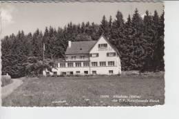 NATURFREUNDE - NFH - NFI - Naturfreundehaus Atbishaus / CH Naturfreunde Zürich - Gewerkschaften