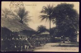 SAMBA  N GOUNIE     Factorerie  S. H. O. 1928         Postcard - Gabun