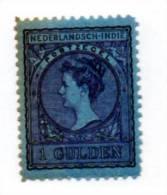 1903  Wilhelmine, 58*, Cote 80 €,  Beau Centrage   Mooi Gecentreerd - Niederländisch-Indien