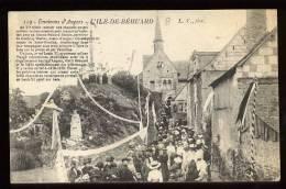 L'Ile De Béhuard: Pélerinage - France