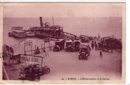 St-Brévin..Mindin..très Animée..l'Embarcadère..bateau..bac..attelage..voiture..bus - Saint-Brevin-les-Pins