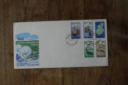 I++2++7++1978++NEW ZEALAND++SEA AND ITS RECOURSES++BLANCO++SEE PICTURE - FDC