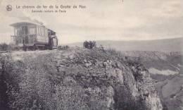 HANS LE CHEMIN DE FER DE LA GROTTE TRAIN A VAPEUR  SUPERBE  ! ! ! - Non Classés