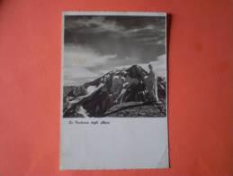 A344 La Madonna Degli Alpini 4 Regg.alpini Presenza Di Pieghe Ad Angoli - Reggimenti