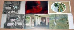 6 Stück Alte Grußkarten, Künstlerkarten; Guter Zustand - Ansichtskarten