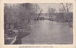 51.SAINTE MENEHOULD.  COIN DE L AIRE.  CPAA - Sainte-Menehould