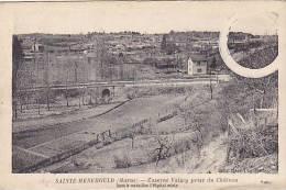 51.SAINTE MENEHOULD.CASERNE VALMY PRISE DU CHATEAU. CPAA - Sainte-Menehould
