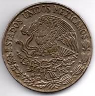 MESSICO 5 PESOS 1976 - Messico