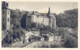 GRAND DUCHE DU LUXEMBOURG - LETZEBOURG - CLERVAUX - Le Vieux Château - Clervaux