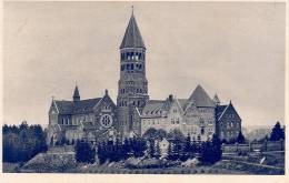 GRAND DUCHE DU LUXEMBOURG - LETZEBOURG - CLERVAUX - Abbaye Saint Maurice - La Façade - Clervaux