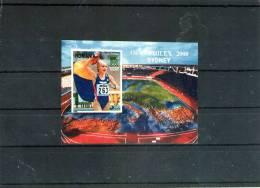 2000 -  Expo De Philatelie Olimpique Mi Bloc 314 Et Yv No Bloc 255 MNH - Blocks & Kleinbögen