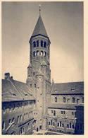 GRAND DUCHE DU LUXEMBOURG - LETZEBOURG - CLERVAUX - Abbaye Saint Maurice - Le Clocher - Clervaux
