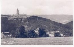 GRAND DUCHE DU LUXEMBOURG - LETZEBOURG - CLERVAUX - Abbaye Saint Maurice - Vue Générale - Clervaux