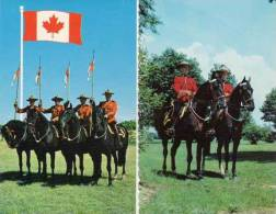 2 CP - Royal Canadian Mounted Police   (48030) - Alberta