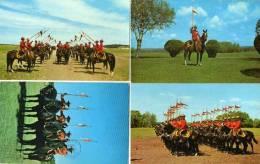 4 CP - Royal Canadian Mounted Police   (48031) - Alberta
