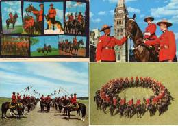 4 CP - Royal Canadian Mounted Police   (48032) - Alberta