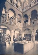 GRAND DUCHE DU LUXEMBOURG - LETZEBOURG - CLERVAUX - Abbaye Saint Maurice - La Bibliothèque - Clervaux