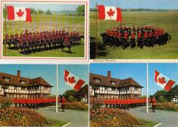 4 CP - Royal Canadian Mounted Police   (48035) - Alberta