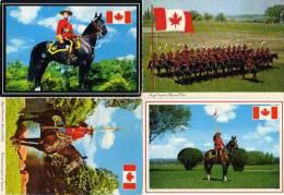 4 CP - Royal Canadian Mounted Police   (48036) - Alberta