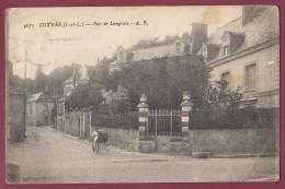 37 - 260912 - LUYNES - Rue De Langrais - Luynes