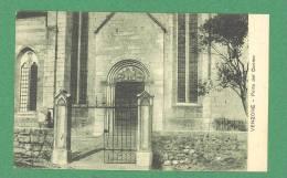 1901----- FRIULI-UDINE-VENZONE-PORTA DEL DUOMO - Udine
