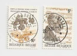 - 991 A - Nrs 1952/53 - Belgique